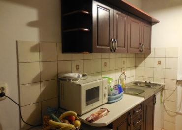 Przed metamorfozą 32 metrowe mieszkanie