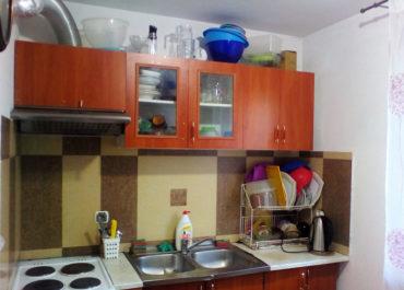 Przed remontem 34 metrowe mieszkanie
