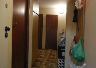 Przed remontem mieszkania